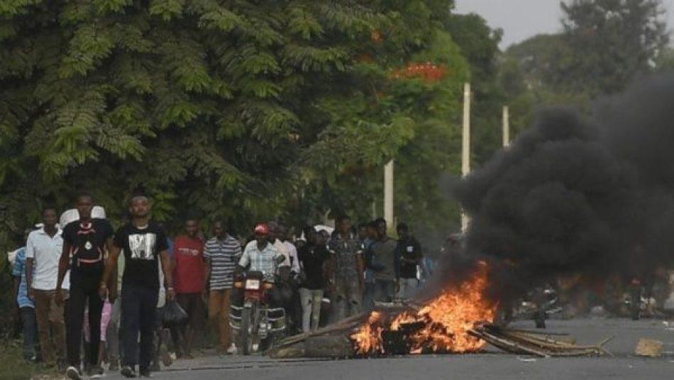Haitianos reclaman justicia en caso de magnicidio de Moïse