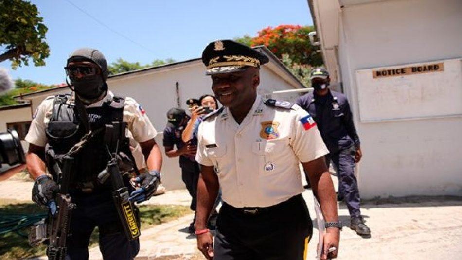 Arrestan a tres sospechosos por el magnicidio de Jovenel Möise