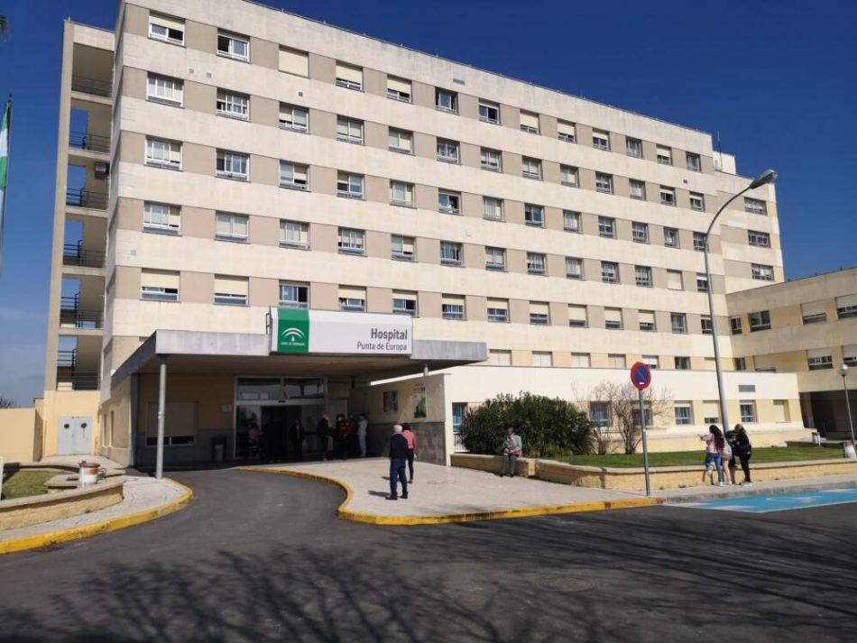 Comunicado CGT Limpieza Hospitalaria Punta Europa Algeciras