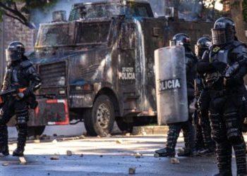 Denuncian que Policía del Esmad violó a menor de edad en Medellín