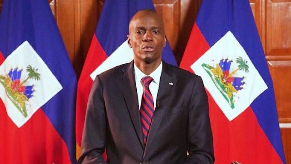 Gobierno de Haití confirma que 28 mercenarios están involucrados en el magnicidio de Jovenel Moïse
