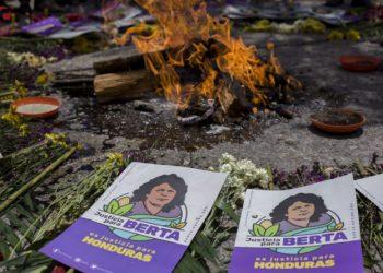 Causa Berta Cáceres no termina con culpabilidad de David Castillo