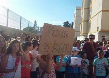 Adelante Andalucía exige al Gobierno andaluz la retirada inmediata del amianto de los colegios