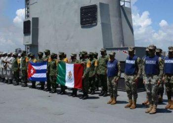 Mexico y el apoyo a Cuba
