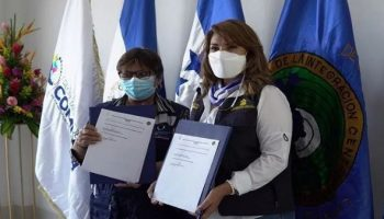 Honduras firma acuerdo fronterizo para erradicar la malaria junto a Nicaragua