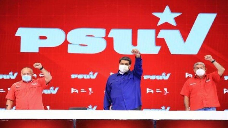 Pdte. Maduro: «El 21 de noviembre el país se juega su destino»
