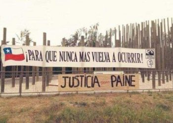 Condenan en Chile a 7 autores del episodio «Paine Aculeo»