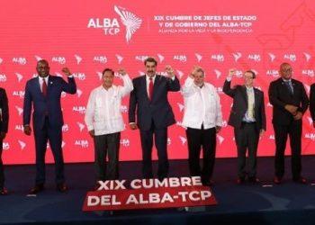 ALBA-TCP reitera su respaldo a Cuba en la actual coyuntura
