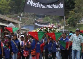 Indepaz confirma asesinato de otro líder indígena en Colombia