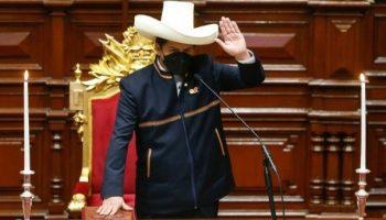 Presidente de Perú hará juramento simbólico en Ayacucho