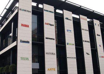 La plantilla de Unidad Editorial SA aprueba un ERE de 67 despidos
