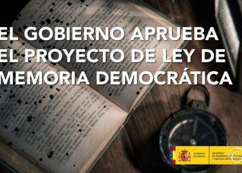 IU Exterior ante la tramitación de la Ley de Memoria Democrática