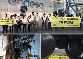 Organizaciones sociales inician la denuncia para exigir a las eléctricas la devolución de 1.500 a 2.800 millones de euros a los consumidores