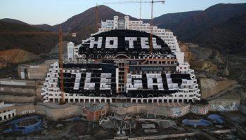 Greenpeace presenta un escrito ante el TSJ de Andalucía para que decida si el Alcalde de Carboneras ha cometido un delito de desobediencia