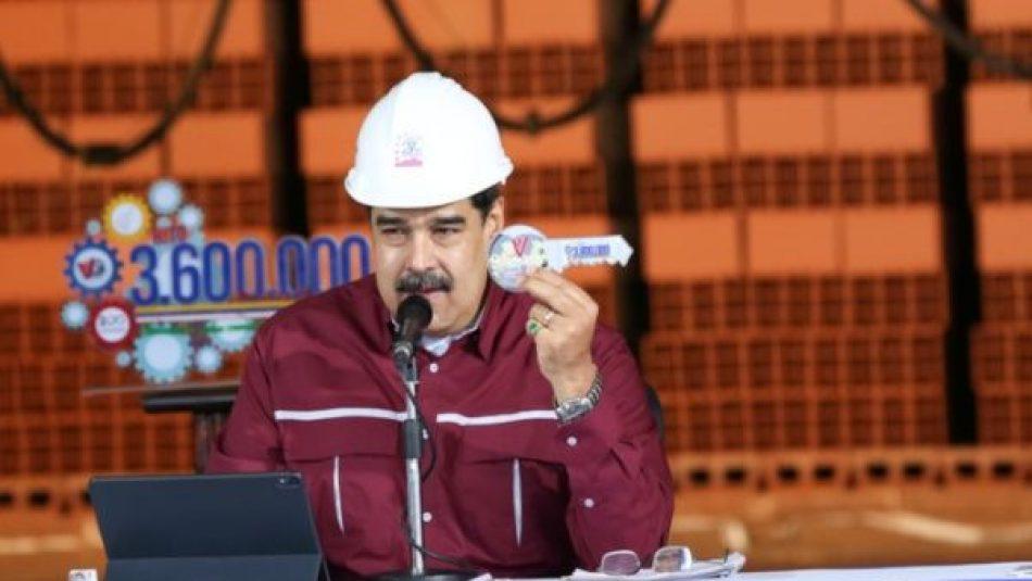 Gobierno de Venezuela se declara listo para diálogo con oposición en México