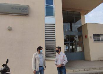 Ismael Sánchez reclama el regreso de la atención presencial en los centros de salud