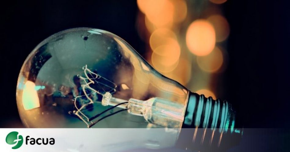 El 15 de julio, FACUA convoca concentraciones en toda España contra el tarifazo eléctrico