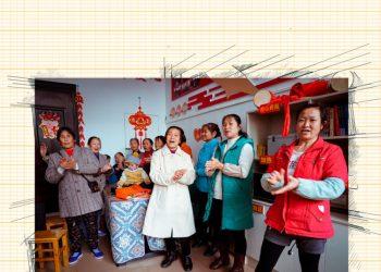 China erradica la pobreza extrema mientras los multimillonarios viajan al espacio