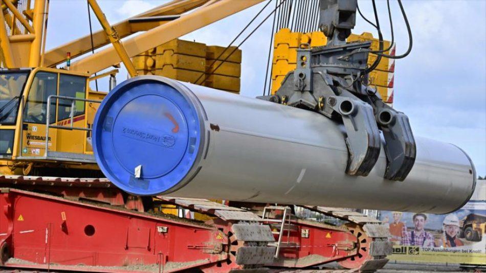 Rusia estrenará Nord Stream 2 en semanas, pese a trabas de EEUU