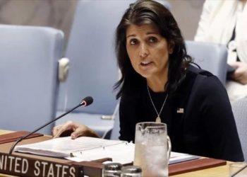 Haley censura a Biden por entregar a Talibán una base aérea de OTAN