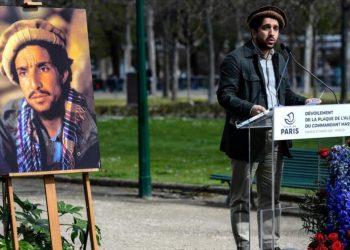Hijo resistente del exmando afgano promete apoyar a todo el país