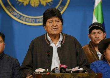Morales sobre Almagro: OEA no necesita un agente golpista imperialista