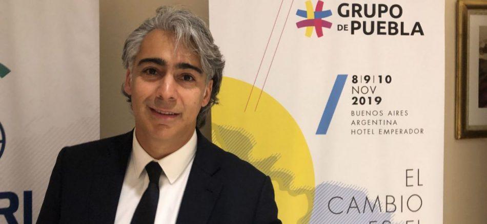 Denuncia de la violación de derechos humanos en contra de Marco Enríquez-Ominami