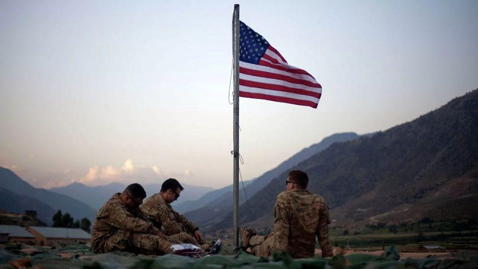 Las mentiras de Estados Unidos sobre Afganistán hasta el último momento