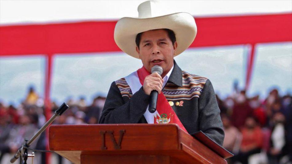 El plan trazado por Castillo para reactivar la economía de Perú