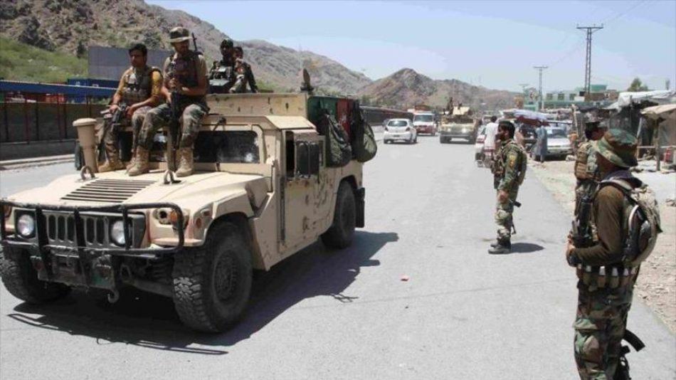 Presidente afgano culpa a EEUU de la situación actual en el país