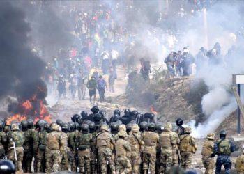 Arce: Bolivia ya no soporta ninguna impunidad ni pactos de silencio sobre el golpe de 2019