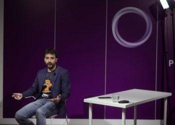 Javier Sánchez Serna: «Yolanda Díaz tiene capacidad de seguir ensanchando Unidas Podemos y que lo va a hacer»