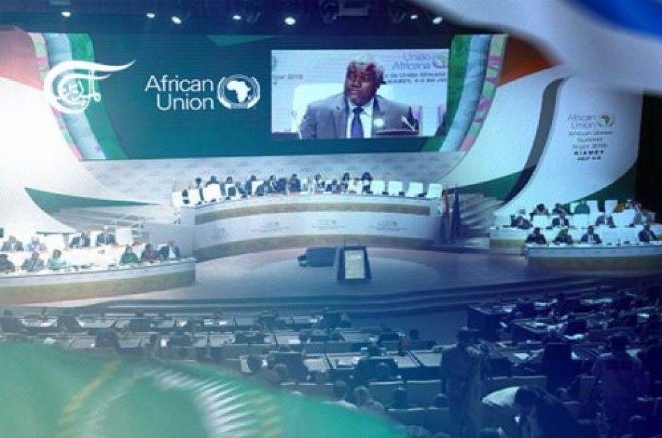 Indignación por la concesión del estatus de observador a «Israel» en la Unión Africana