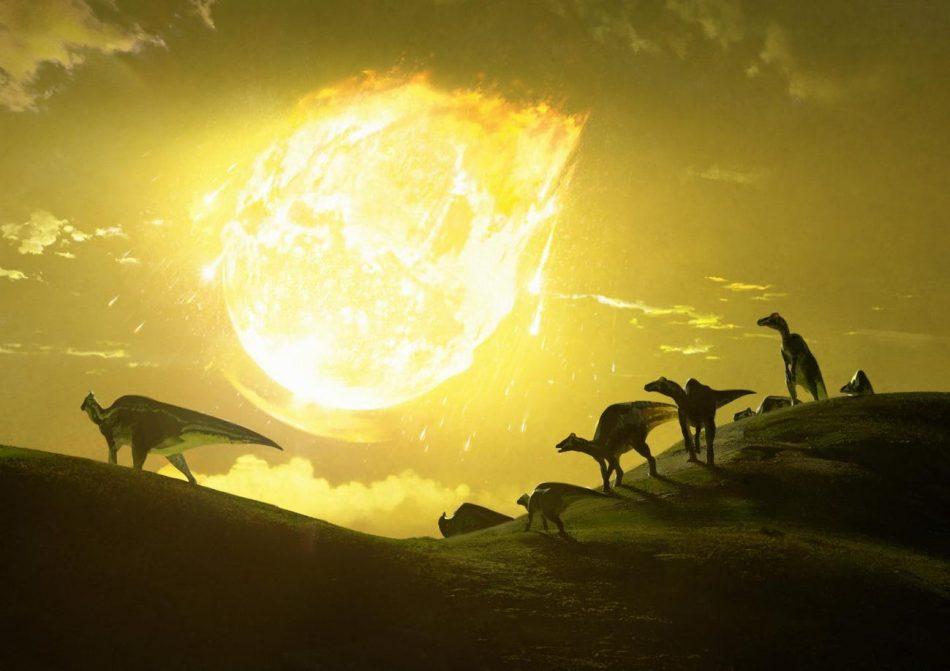 Cronología del choque del Meteorito que extinguió a los Dinosaurios Neoliberales. Fin de un Mundo