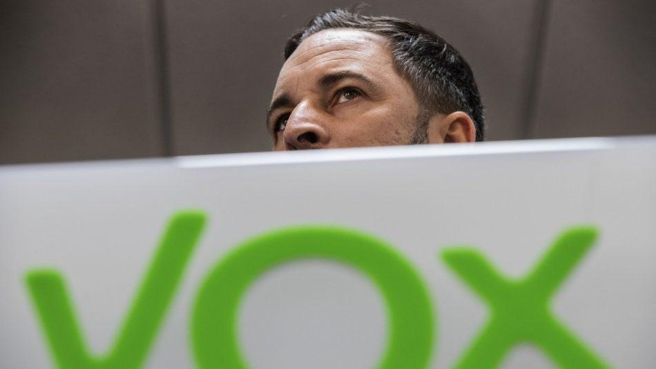 Wikileaks revela cómo conocidos millonarios estuvieron detrás del auge del partido de ultraderecha español VOX