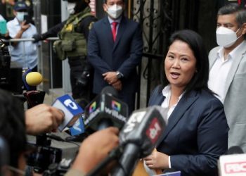 Keiko Fujimori finalmente reconoce a Pedro Castillo como presidente