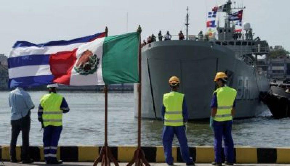 México y el apoyo a Cuba