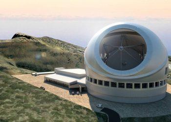 Anulada la concesión para construir el Telescopio de Treinta Metros en La Palma