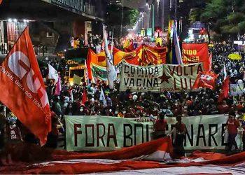 Centrales sindicales llaman a la unión contra Bolsonaro