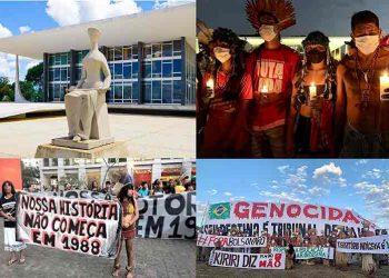 Supremo de Brasil inicia juicio que definirá futuro pueblos indígenas