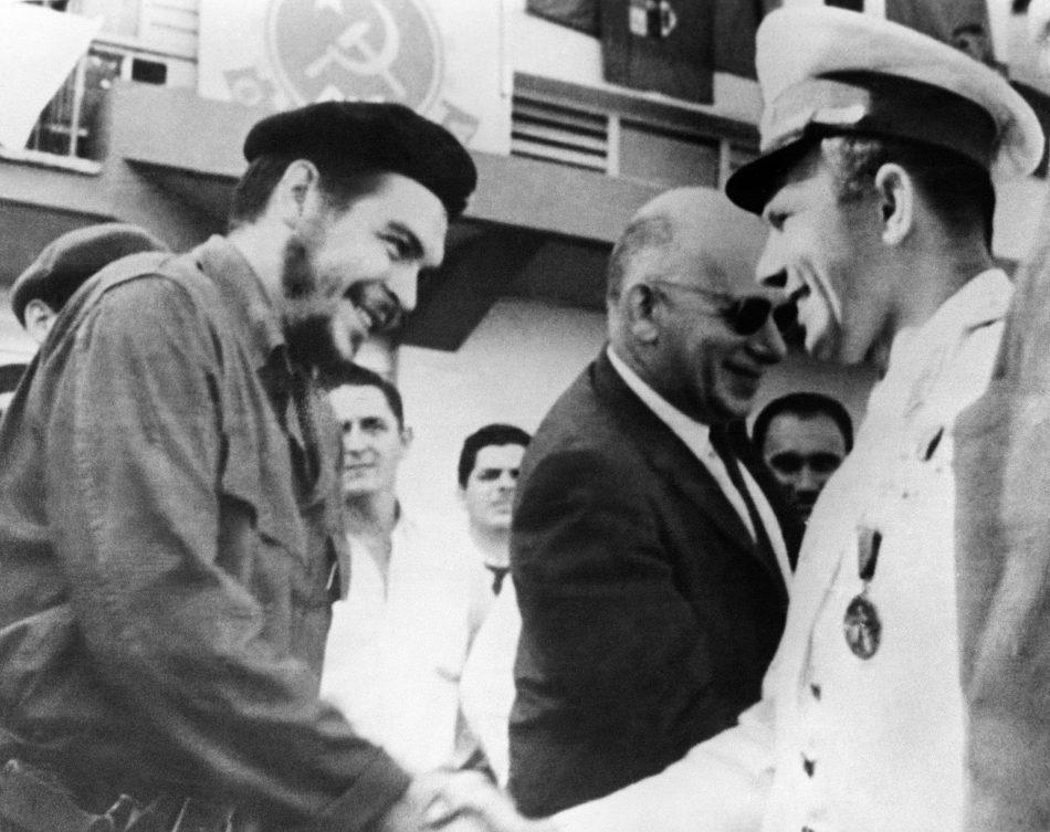 Cuba, la URSS y la impronta del cosmonauta Yuri Gagarin