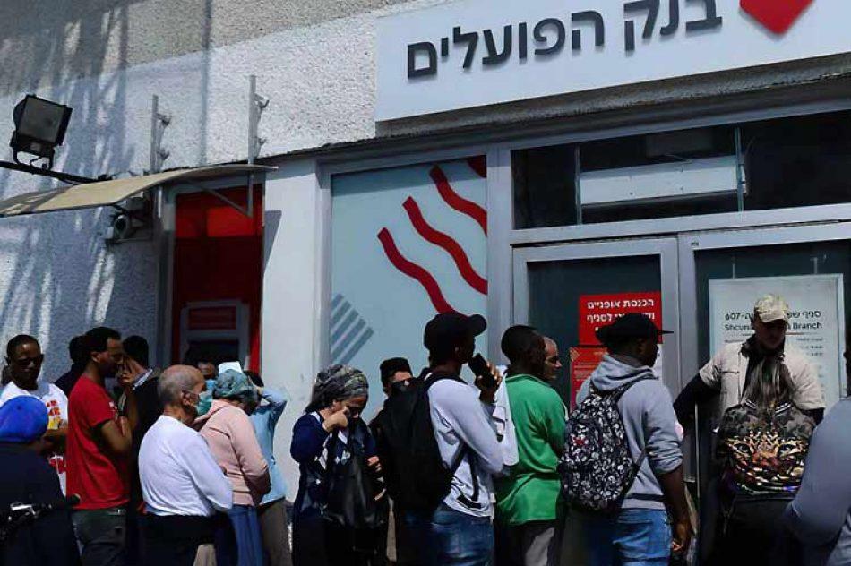 Crece el desempleo en Israel