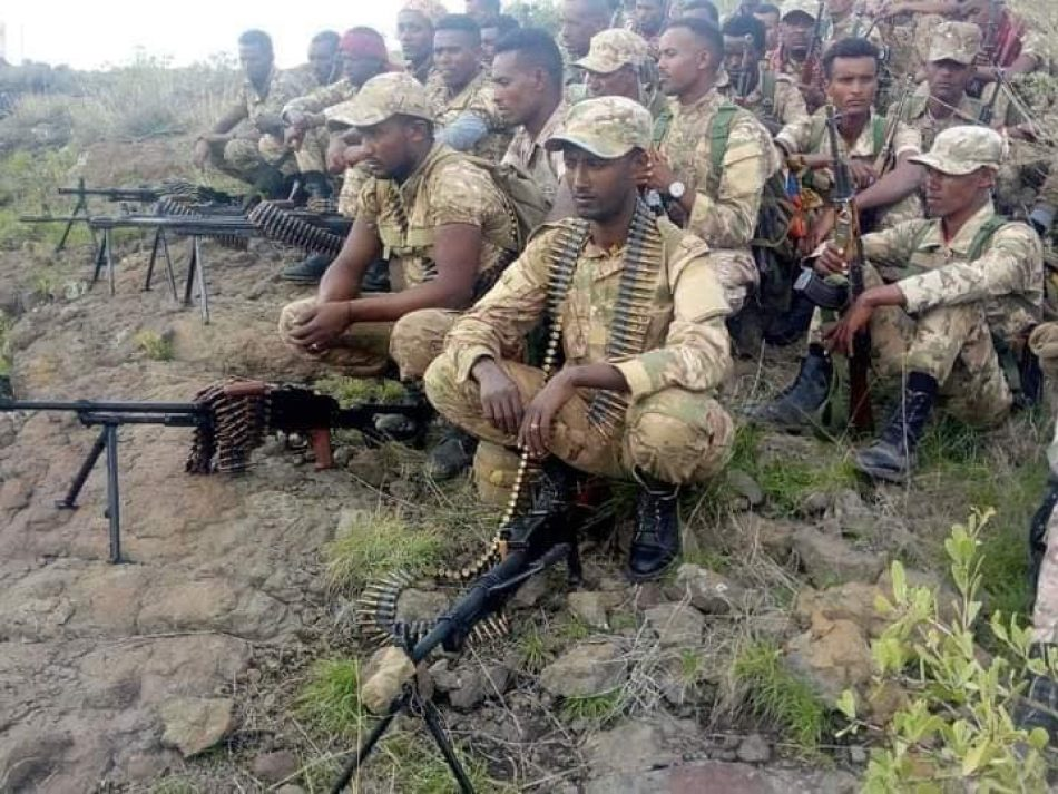 Etiopía. La guerra itinerante
