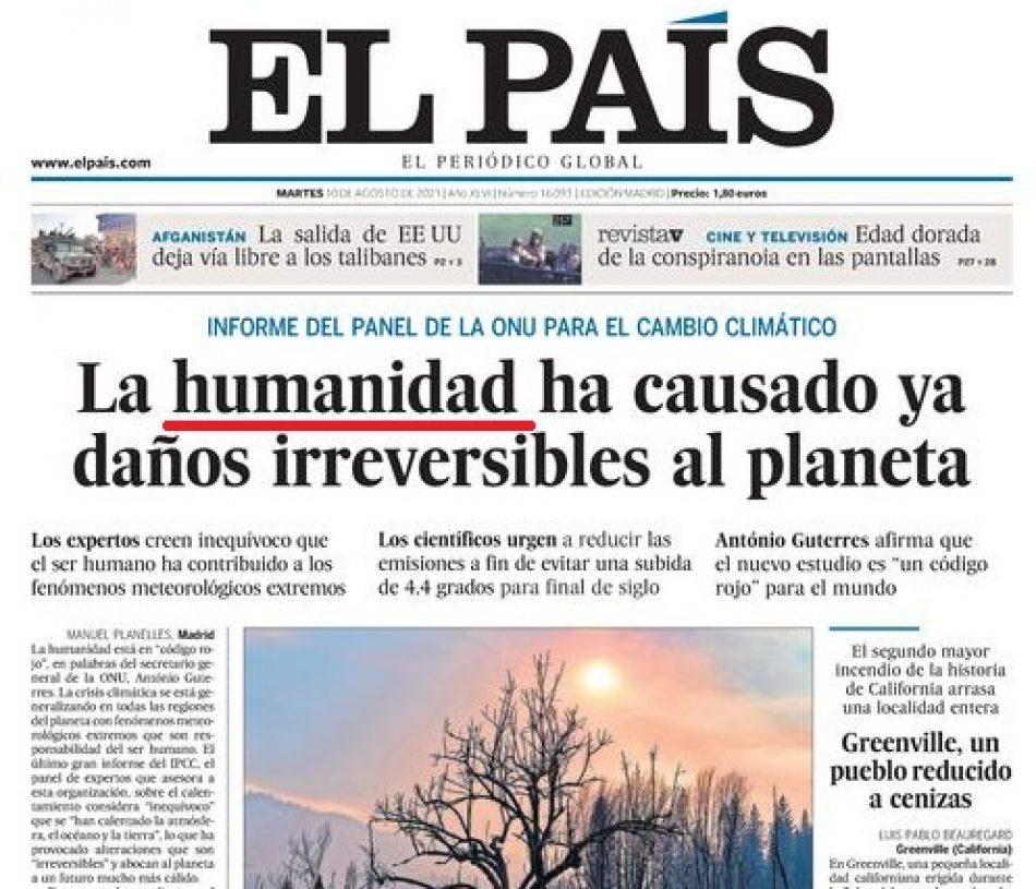 ALBA-TCP responsabiliza al modelo capitalista por crisis climática global
