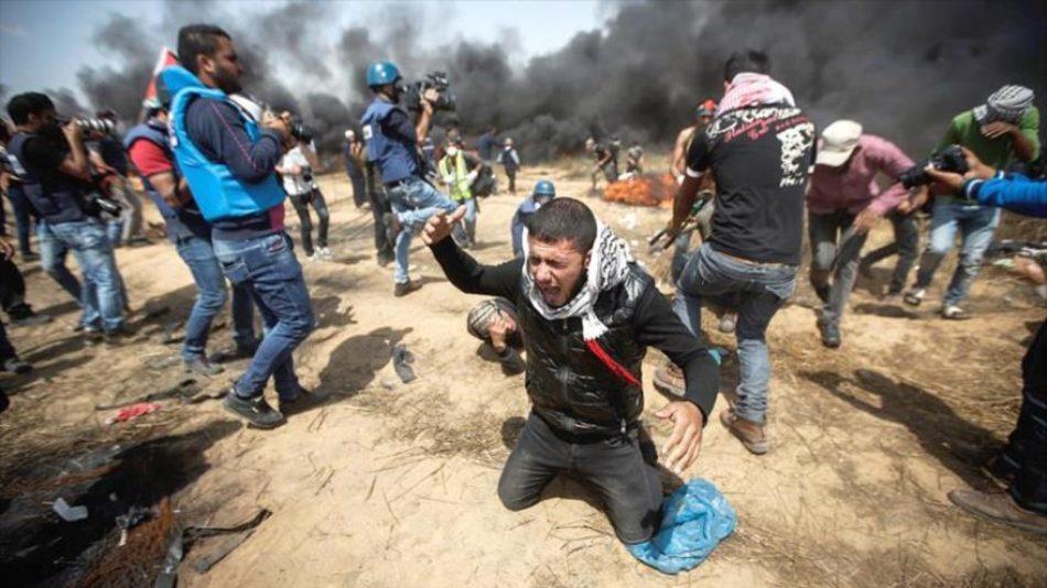 Fuerzas militares israelíes matan a un niño de 12 años en Gaza