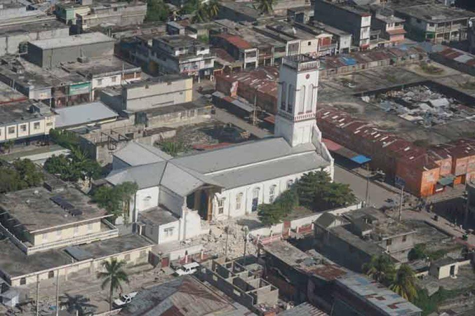 La tormenta Grace amenaza a Haití mientras aún se recupera del terremoto
