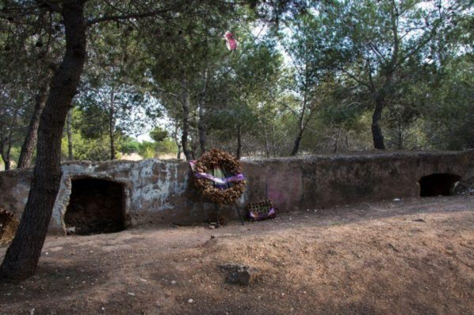 Mañana se inician los trabajos de exhumación de setenta y seis fusilados por el franquismo en la fosa común 21 del Cementerio de Paterna