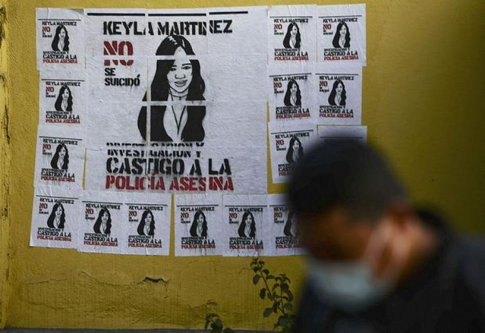 Falta de castigo contra policías involucrados en muerte de Keyla propició más violencia contra periodistas en Honduras