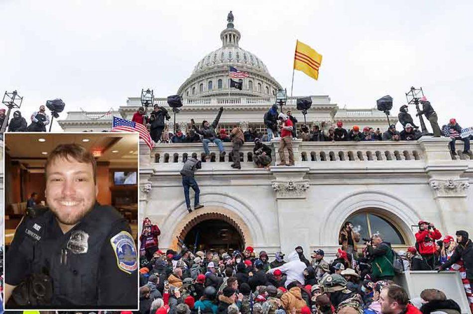 Un cuarto policía muere por suicidio tras ataque a Capitolio de EEUU