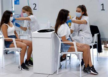 Por qué somos uno de los líderes mundiales en vacunación covid